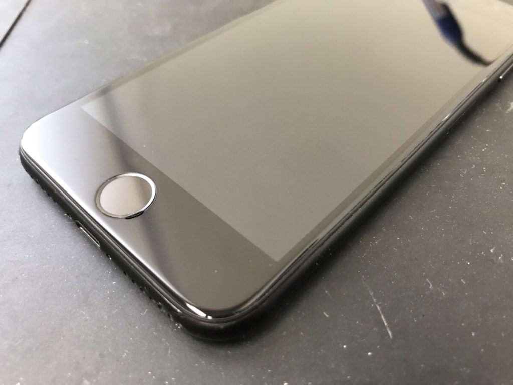 画面交換で復旧したiPhone7