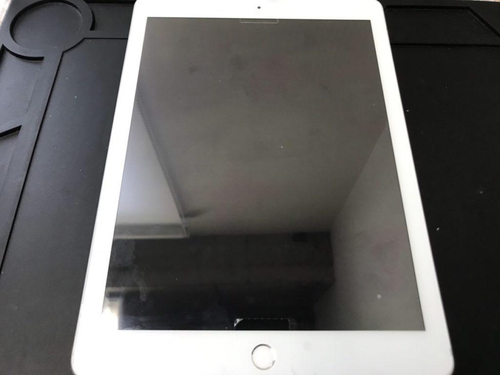 画面交換で綺麗になったiPad5