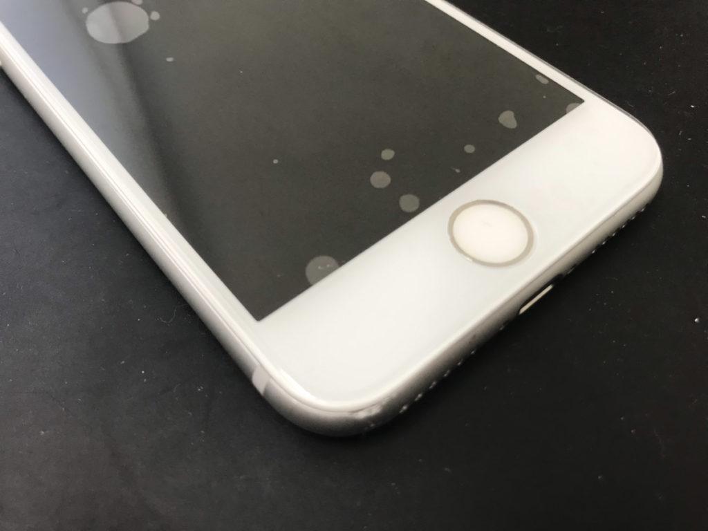 画面交換で綺麗になったiPhone7