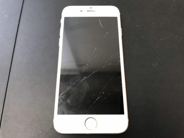 iPhone7の画面が割れてもモバイル修理.jp 伊勢崎本店なら即日対応