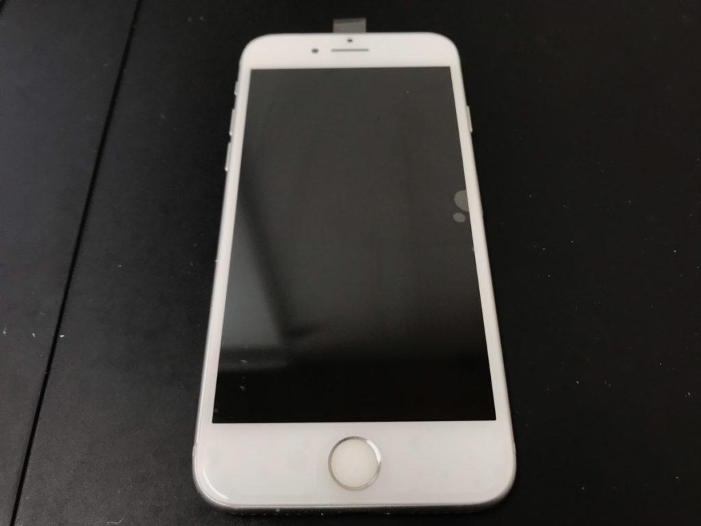 修理後のiPhone6sPlus