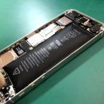 プクプクに膨らんでしまったバッテリー