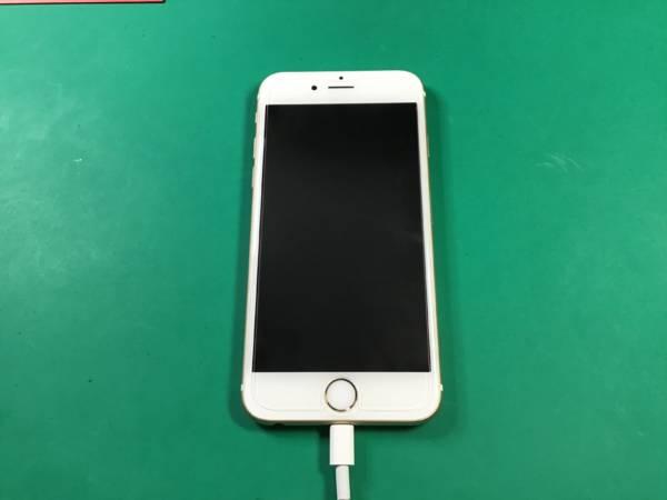 iPhone6S 突然電源が入らなくなった!?