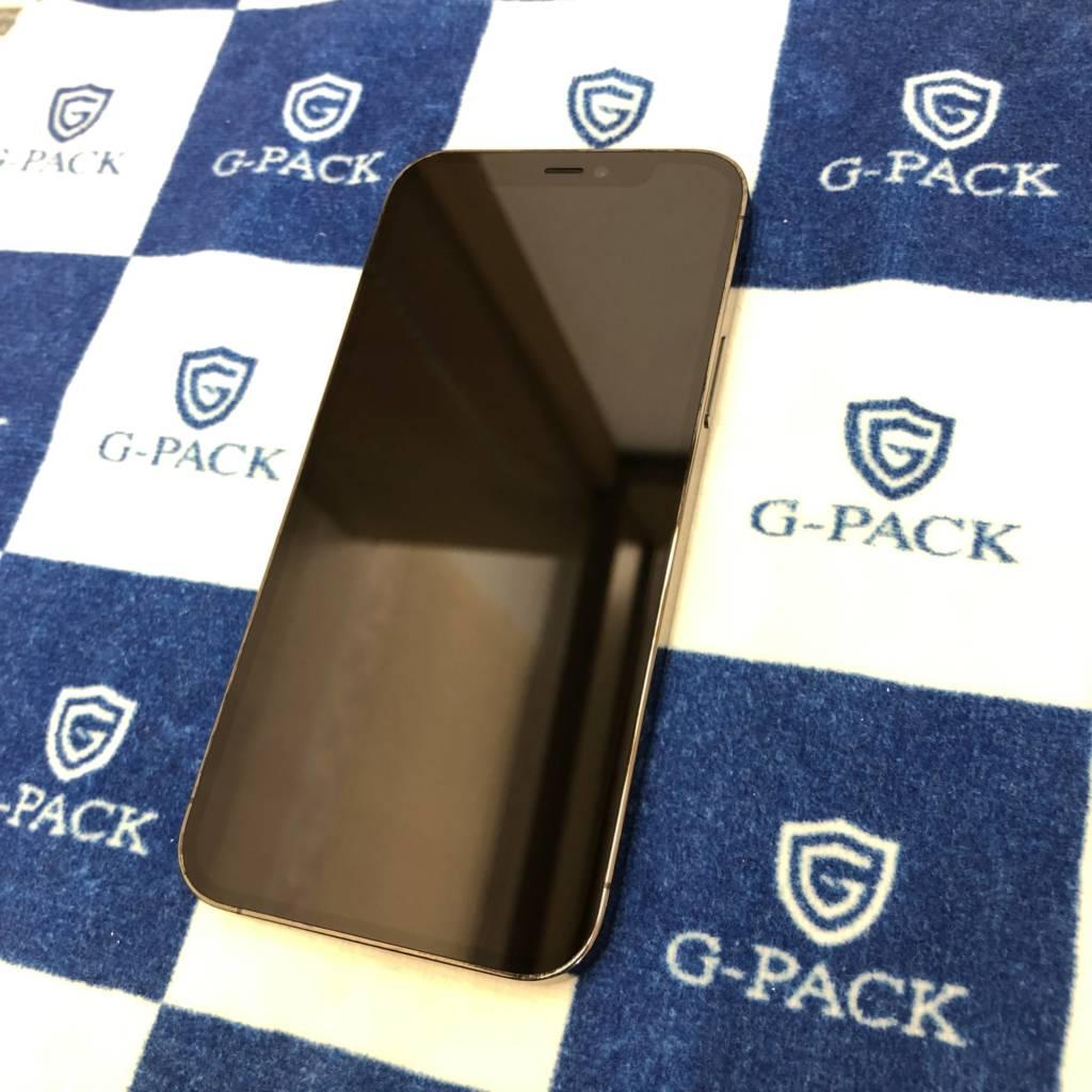 抗菌G-PACKで画面がピカピカです!