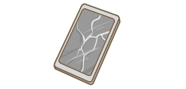 iPhoneの画面割れや液晶破損、タッチ不良もお任せください