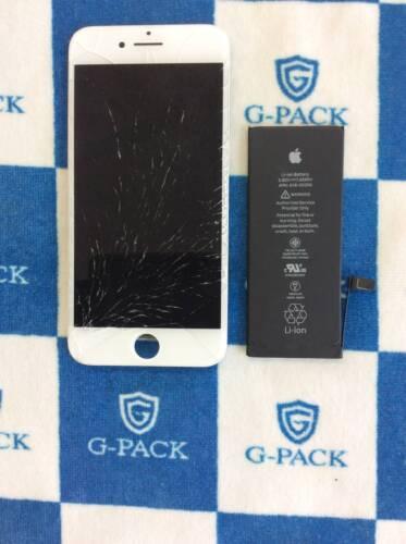 iPhone7 フロントパネル、バッテリー交換