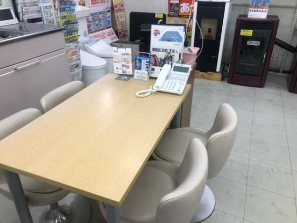 iPhone修理専門‐モバイル修理.jp 中津川店 受付