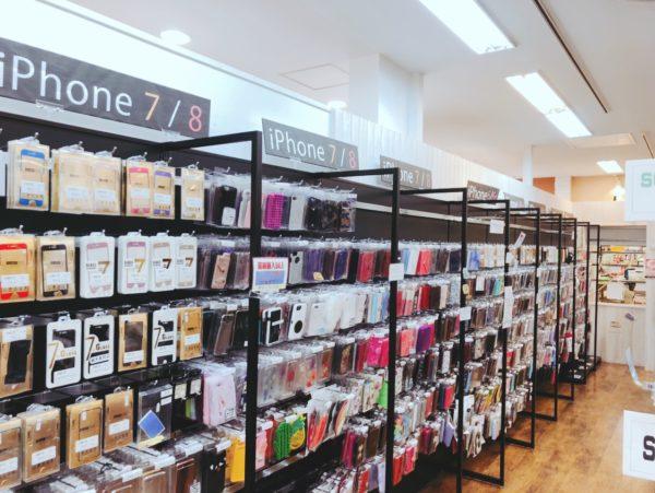 iPhone修理専門-モバイル修理.jp アリオ深谷店 iPhoneケース