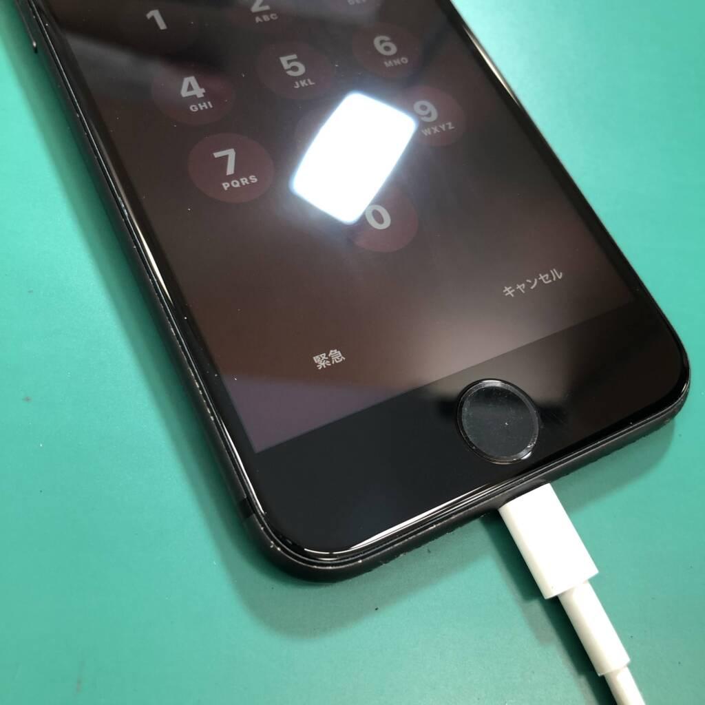 綺麗な画面になったiPhone8