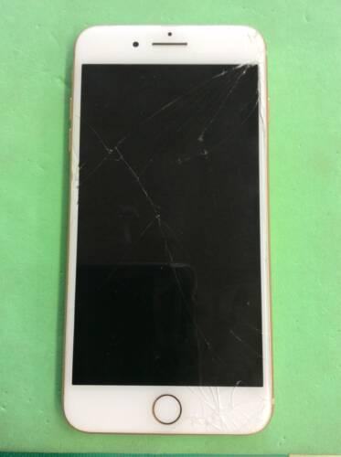 上越市よりiPhone8Plus フロントパネル交換