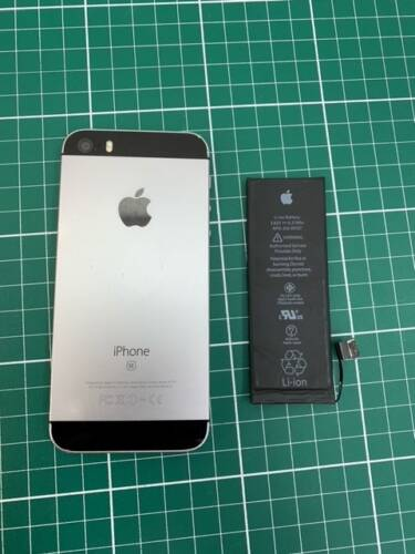 iPhoneSE バッテリー交換 名古屋南店