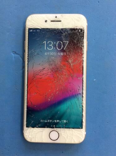 iPhone7 画面割れ修理