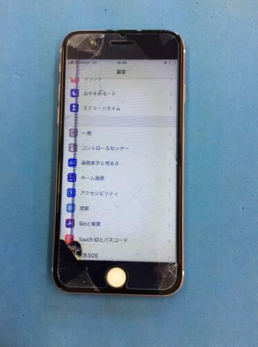iPhone6S 画面に線が入ってしまっても修理できます