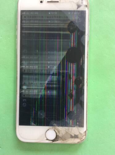 iPhone6S タッチ操作ができなくなっても即日修理できます!