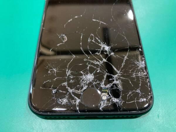 タッチ操作不能のiPhoneも即日修理