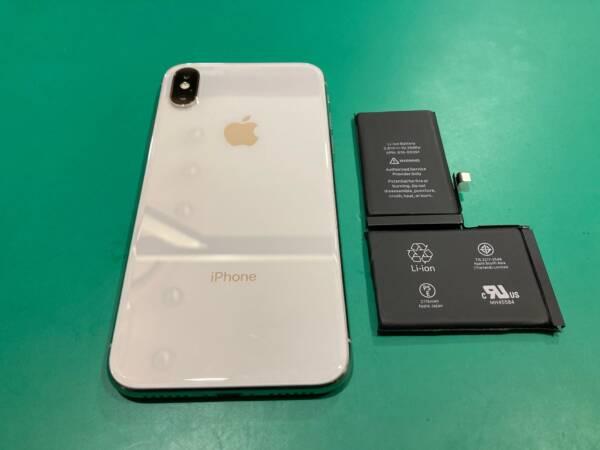 iPhoneのバッテリー交換で快適な「おうち時間」を