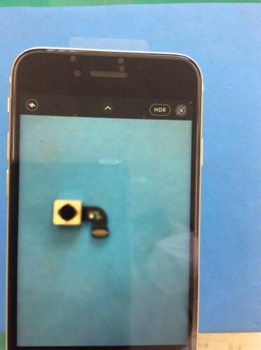 iPhoneSE2 画面割れとバックカメラ交換
