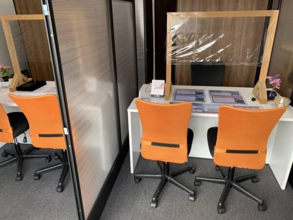iPhone修理専門-モバイル修理.jp 二本松店 受付