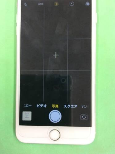 iPhone6SPlus バックカメラ修理