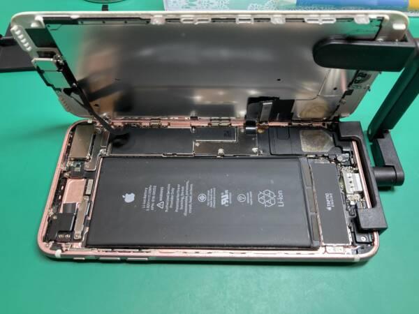 起動しないiPhoneからデータを取り出す