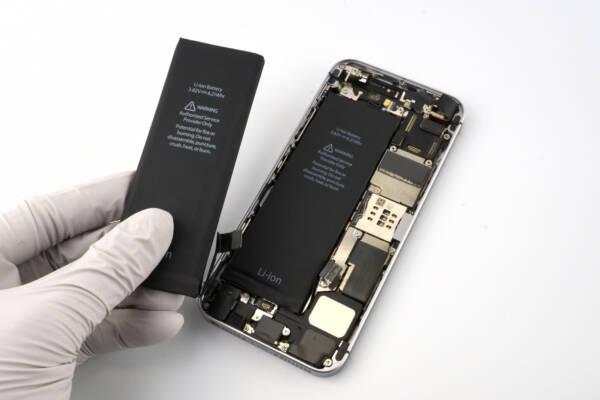 アイフォンのバッテリー交換、ガラス割れ、液晶修理ならモバイル修理.jp 山形店へ!