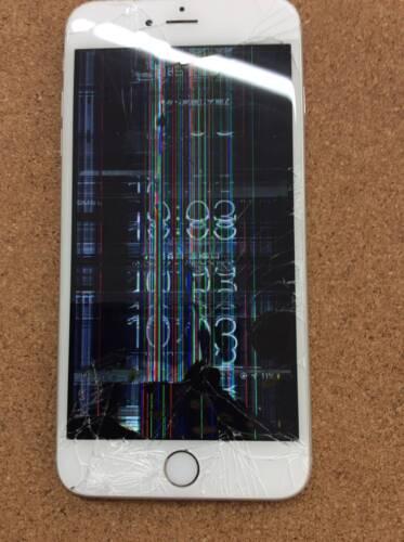 iPhone6Plus タッチ操作不良