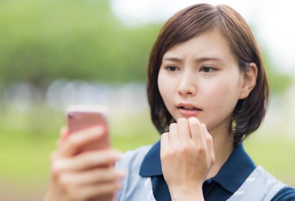 昨日からiPhoneが突然圏外に…それ、通信障害の影響かも?