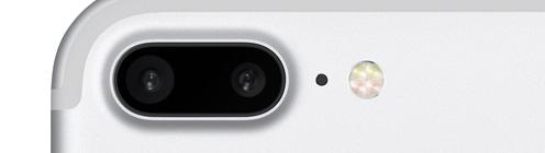 iPhone7Plus 背面カメラ