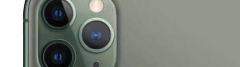 iPhone11ProMax 背面カメラ